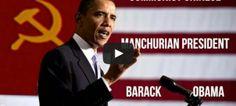 Communist Chinese Manchurian President Barack Obama