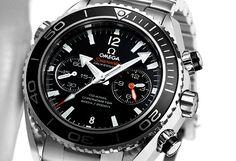 Omega Seamaster Planet Ocean Chronograph Stainless Steel on Bracelet, 232.30.46.51.01.001.