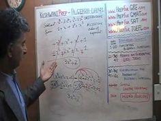 Algebra Help Day 41 - Prep Tutor via Skype - ACT, SAT, GRE, GMAT, TEAS, ...