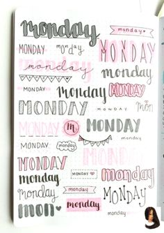 #Bullet #bullet journal ideas for school #Copy #Headers #inspirat #Journal #Weekly Bullet Journal Weekly Headers For You To Copy - #Bullet #Copy #Headers #inspirat... Bullet Journal Weekly Headers For You To Copy - #Bullet #Copy #Headers #inspiration #Journal