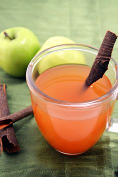 Mrs Ellwood's Simple Life: Non-Alcoholic Mulled Cider
