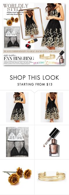 """""""Staying summer 19"""" by tanja133 ❤ liked on Polyvore featuring Chanel, Bobbi Brown Cosmetics and Stella & Dot"""