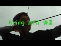 Aiming Drill #2 (Video Tutorial)    Aiming Drill 2 is designed to improve muscle endurance, focus on your sight picture, and prevent premature releases.