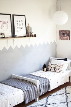 Future Artists' Space - Kids Rooms That Prove Sharing Is Caring - Photos