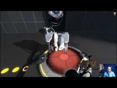 "Let's Play ""Portal 2"" - 017 Zurück auf dem Spieleraster - #Portal2 #lets..."