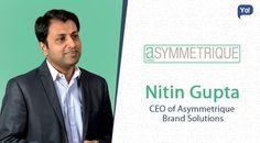 Nitin built Asymmetrique , eMarketing Transformation Agency