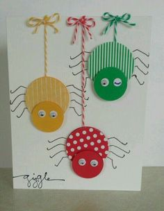 49 ideas birthday card handmade kids punch art - New Ideas Kids Birthday Cards, Handmade Birthday Cards, Art Birthday, Preschool Crafts, Crafts For Kids, Kids Punch, Kids Cards, Baby Cards, Cool Cards