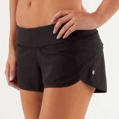 Lululemon Speed Shorts Lululemon - 4 Way Stretch - Sweat-wicking Fabric - Light & Airy Feel - Long Lasting Comfort - Only Worn A Few Times! lululemon athletica Shorts