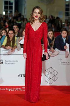 Festival de cine de Málaga 2014, ¡la alfombra roja!