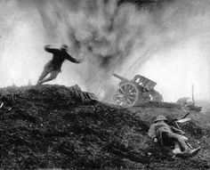 German soldiers, the First World War.