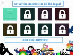 Logos Quiz Answers Level 3 For iPhone & iPad - All Parts ► http://VaultFeed.com/logos-quiz-answers-level-3-for-iphone-ipad-all-parts/