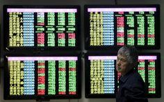 Bolsas na Ásia caem antes de fim de reunião do Fed - http://po.st/lXi0CH  #BolsadeValores, #Destaques - #Ásia, #Bolsa, #BolsaDeValores, #Fechamento, #FederalReserve