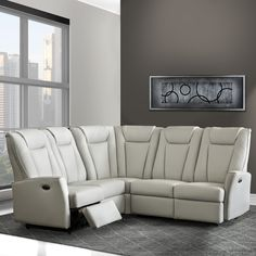 Shop modular sectional sofas with beautiful modern designs. : robert michael la jolla sectional - Sectionals, Sofas & Couches
