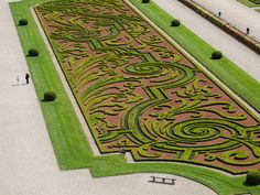 Les jardins de Le Nôtre, à Vaux-le-Vicomte : Geo.fr