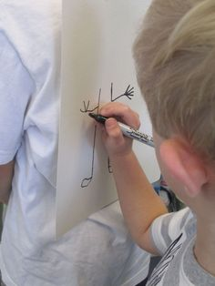 back-2-back game | Drawing Game for Kids www.smallhandsbigart.com