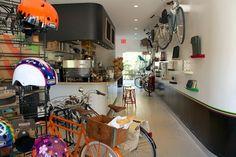 Combo Juice Bar-Bike Shop Opens in Windsor Terrace