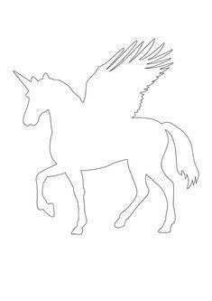 Pegasus unicorn silhouette coloring page Emoji Coloring Pages, Birthday Coloring Pages, Mermaid Coloring Pages, Cool Coloring Pages, Mandala Coloring Pages, Free Printable Coloring Sheets, Coloring Sheets For Kids, Unicorn Emoji, My Little Pony Unicorn