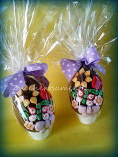 16 aprile 2014 uovo di pasqua decorato stile thun a - Uova di pasqua decorati ...