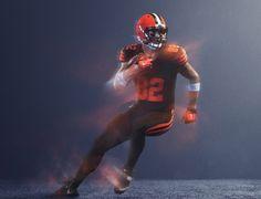 Cleveland Browns - 2016 NFL Color Rush Uniform 928f08e7a