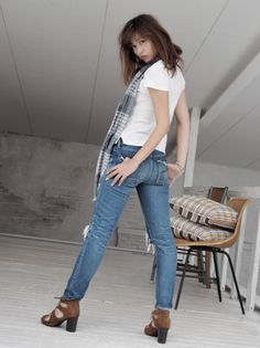 Normcore, Skinny Jeans, Princess, Denim, Chic, Womens Fashion, Pants, Style, Female Jeans