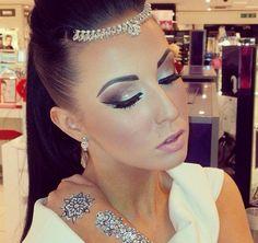 Eye makeup is FAB!!!