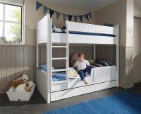 Dreier Etagenbett Erwachsene : Etagenbett über eck billi bolli kindermöbel