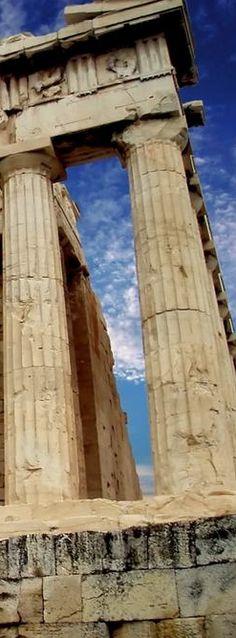 Acropolis, Greece #travel #greece