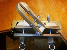 This is a pattern and bill of materials for making the item pictured. It is a two piece stitching pony that was made originally by Emanuel