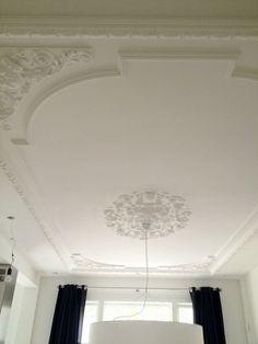 نتيجة بحث الصور عن jugendstil plafond ornamenten