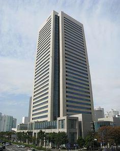 Mitsubishi Heavy Industries, Ltd. Yokohama Headquarters / 三菱重工業株式会社 横浜本社