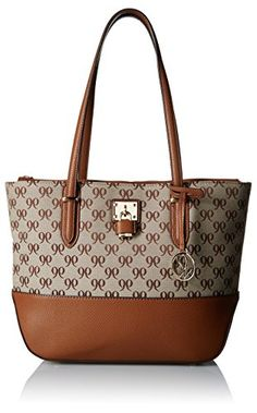 Nine West Reana Large Tote Khaki Brown Gt Hand Bags 2017large