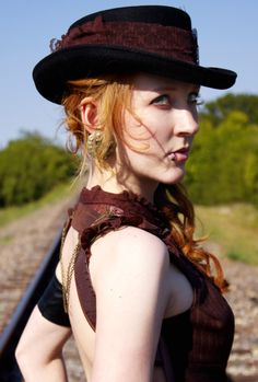 Steampunk Western 1 by ~missRPGenius