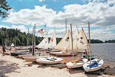 DON'T MISS: A chance to ride the wind on Lake Naomi—experienced sailors can rent boats on midweek days. Or sit back and watch the sailboat races on weekends.