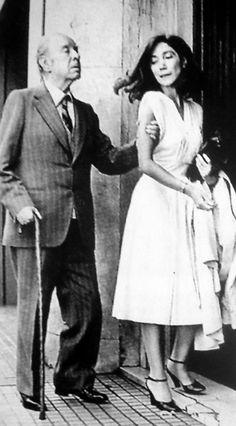 Borges Con María Kodama
