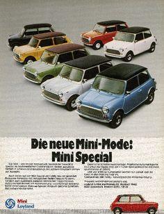 Anzeige in der Zeitschrift Motorrad 7/1977