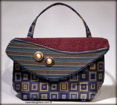 "Красочные сумочки Helen""s Daughter Studio"