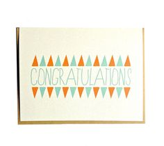 images of congratulations on Engagements and weddings | Congratulations card, wedding, engagement, graduation, original hand ...