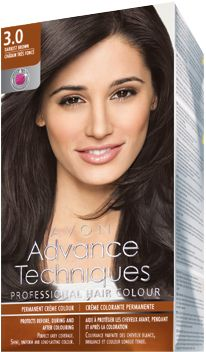 Avon Advance Techniques - Tons - Tons Castanhos