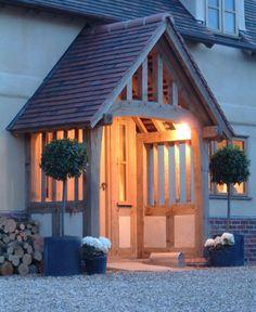 border oak blog porch - Google Search