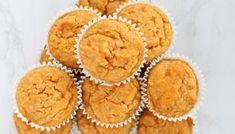 Almond Flour Cinnamon Muffins - Nutritious Minimalist Almond Flour Muffins, Baking With Almond Flour, Almond Flour Recipes, Sweet Potato Bread, Sweet Potato Muffins, Carrot Cake Muffins, Cinnamon Muffins, Cranberry Orange Muffins, Simple Muffin Recipe