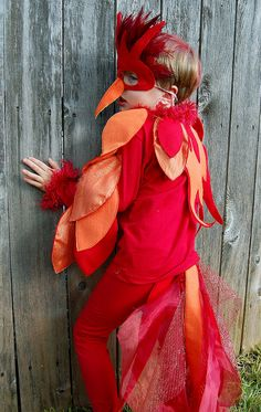 Fawkes the Phoenix costume - Buscar con Google