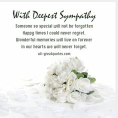 My Condolences Quotes Captivating Pinsimone Anglin On Simone  Pinterest  Memorial Quotes .