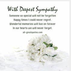 My Condolences Quotes Cool Pinsimone Anglin On Simone  Pinterest  Memorial Quotes .