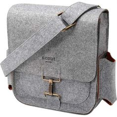 Scout Journey Pack - Heathered Gray Felt for men