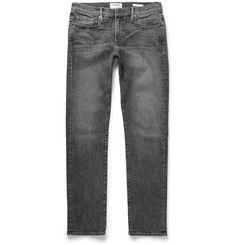 Frame - Slim-Fit Stretch-Denim Jeans