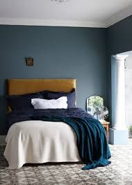 Billedresultat for blå væg soveværelse