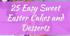 These Easter desserts are ensured to satisfy your sweet tooth. Easter is a jubilant celebration, . Read Easy Sweet Easter Cakes and Desserts Recipe to Make Lime Cream, Easter Bunny Cake, Shortbread Bars, Dessert Recipes, Desserts, Food To Make, Sweet Tooth, Neon Signs, Cakes
