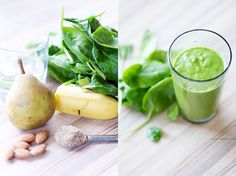 Spinach, pearl, banana and the rest..