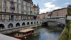 Zastavili sme sa v hlavnom meste Slovinska, v očarujúcej Ľubľane. Na prehliadku mesta sme mali veľmi málo času, ale vzhľadom na to, že sme v minulosti už v Ľubľane boli, tak mi to veľmi neprekážalo.
