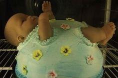 Repostería incorrecta: pasteles que nunca deberían haber existido